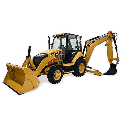 Backhoe loader 416F Caterpillar Equipment