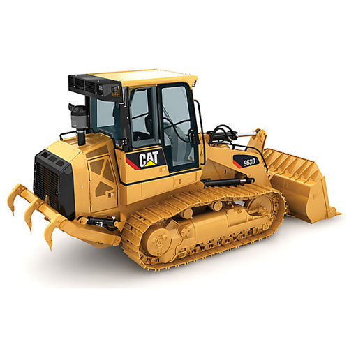 Tracked loader / rigid 953D Caterpillar Equipment
