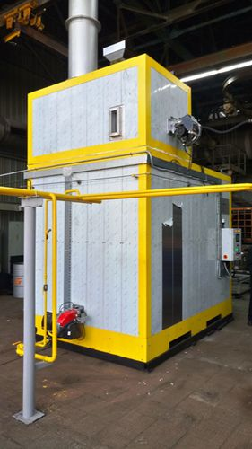 pyrolysis oven / cleaning / chamber