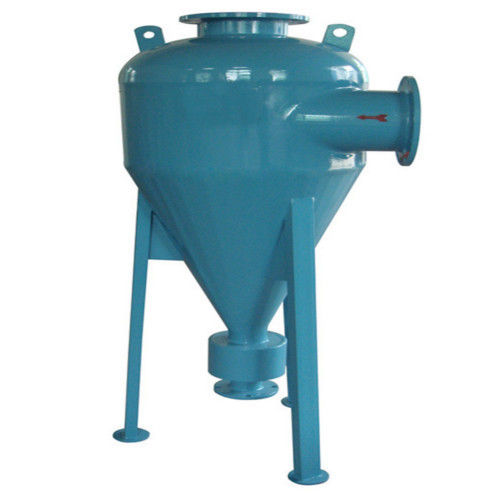 cyclone separator / for solids / high-efficiency