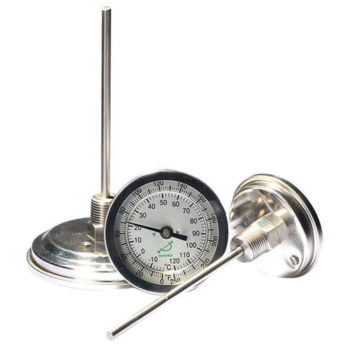 bimetallic thermometer - Shanghai QualityWell industrial CO.,LTD.