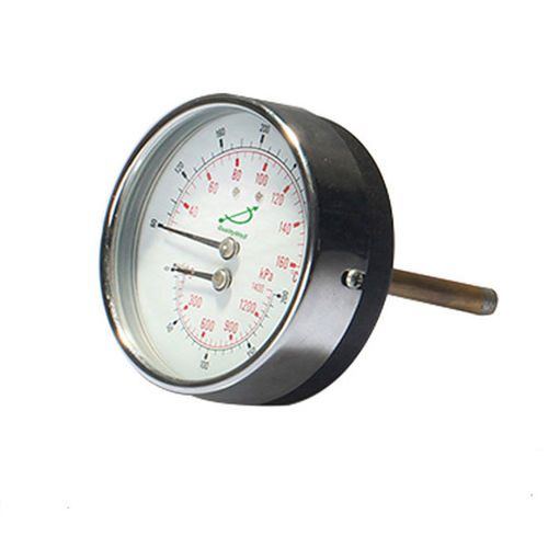 dial pressure gauge and thermometer - Shanghai QualityWell industrial CO.,LTD.