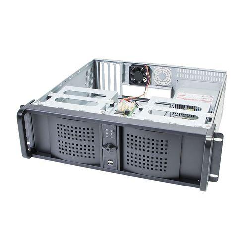 Rack-mount chassis / 2U / 3U / industrial RCK-306M AICSYS Inc