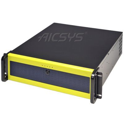 Server PC / all-in-one / rack-mount / USB RCK-307MT AICSYS Inc