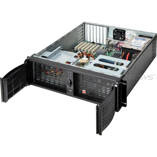 Server PC / all-in-one / rack-mount / Ethernet RCK-310MA AICSYS Inc
