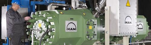 oil-free turbo-compressor
