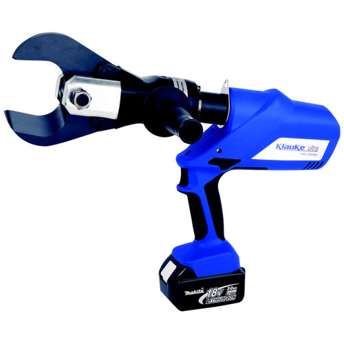 hydraulic cable cutter / battery-powered / sash