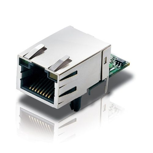 Serial device server / Ethernet / embedded MiiNePort E1 series Moxa Europe