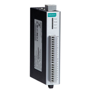 Digital I O module / Ethernet / remote ioLogik E1210 Moxa Europe