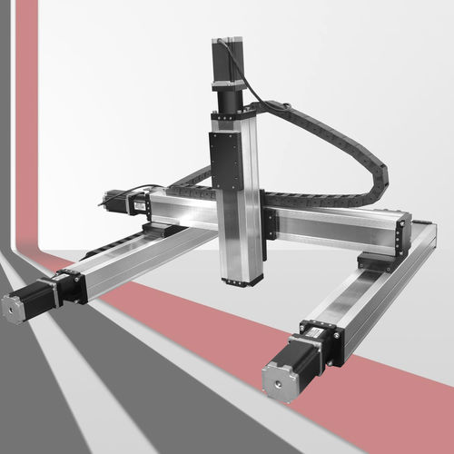 single-axis positioning system / automatic / linear / vertical