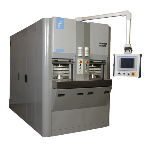 Hydro-erosive grinding machine MICROFLOW HIGHFLOW Extrude Hone®