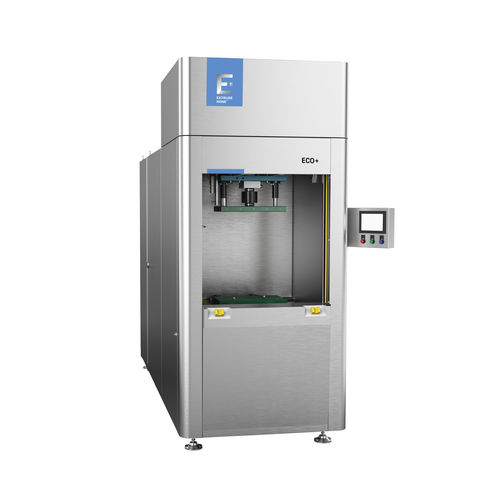 electrochemical machining machine / multi-axis