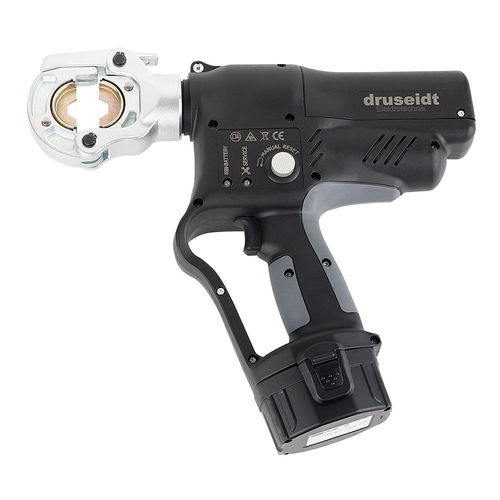 Hydraulic crimping tool / battery-operated 135 series Druseidt