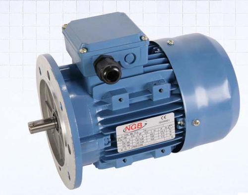 AC motor / three-phase / asynchronous / aluminum-frame