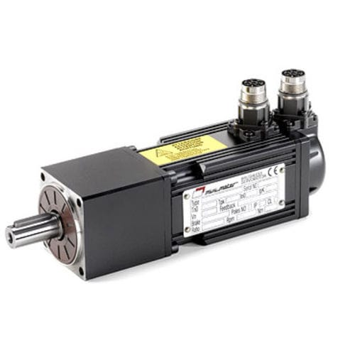AC electric servo-gearmotor / brushless / coaxial / planetary BSE 55 series MINIMOTOR
