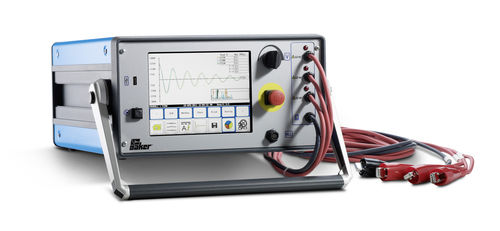 Voltage impulse insulation tester 4 - 50 kV | DX Series RM Prüftechnik GmbH