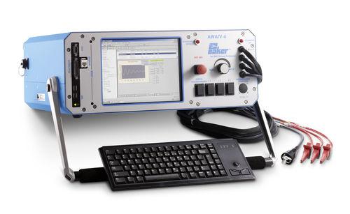 Electrical safety test device / coil / automatic 12 kV RM Prüftechnik GmbH