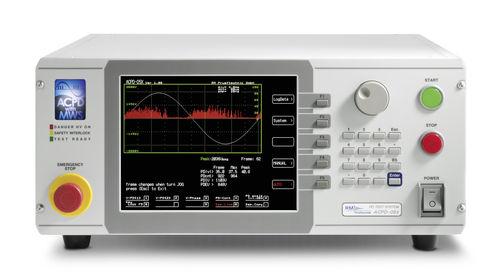Partial discharge measuring system RM Prüftechnik GmbH
