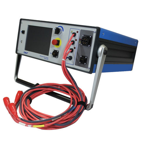 Bar-to-bar armature tester / for electrical appliances 15 - 30 kV | DX15A Series RM Prüftechnik GmbH