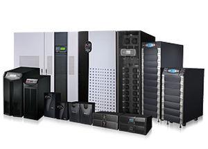 On-line UPS / line-interactive / three-phase / industrial Agilon, Amplon, Ultron, Modulon series  Delta Electronics, Inc.