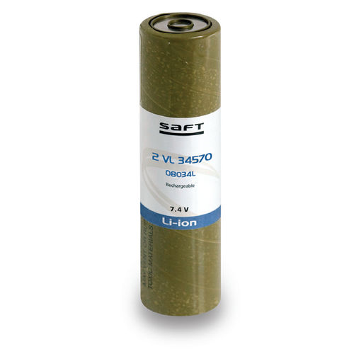 lithium-ion rechargeable battery / cylindrical