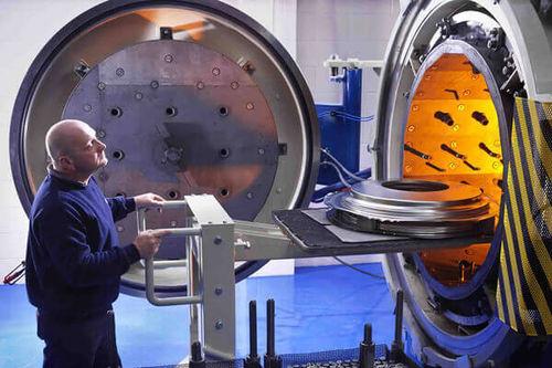 steel annealing / large series / medium series / for aeronautics