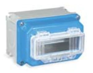 wall-mount enclosure / modular / in plastic / with hinged cover
