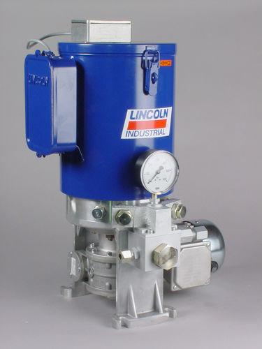oil pump / grease / electric / self-priming