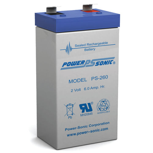 lead-acid battery / valve-regulated