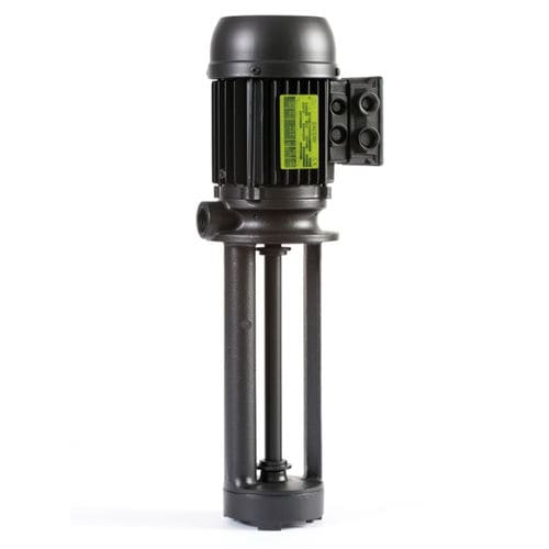 wastewater pump / with electric motor / semi-submersible / impeller