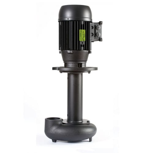 wastewater pump / with electric motor / submersible / impeller