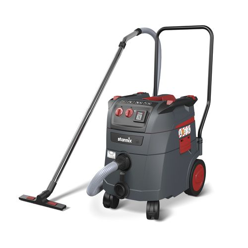wet and dry vacuum cleaner / electric / for the construction industry / for wood
