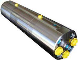 piston mini booster / for hydraulic / water