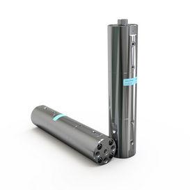 piston mini booster / for hydraulic / oil / water