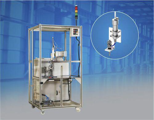 sealant dosing dispenser / cartridge / high-precision