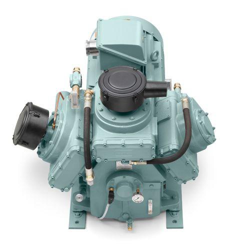air compressor / stationary / electric / piston