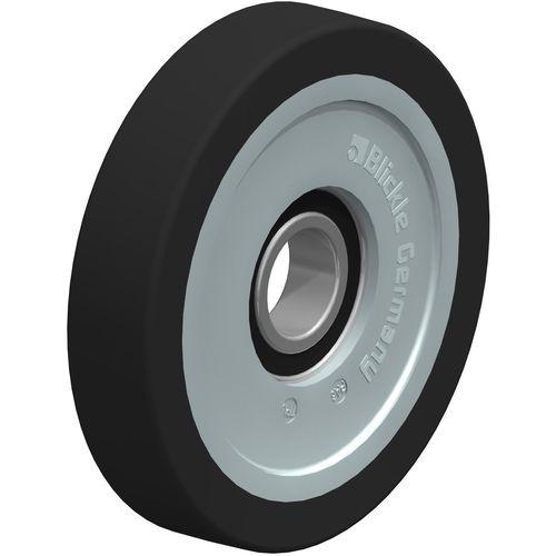 guide roller / polyurethane / polyamide / ball bearing