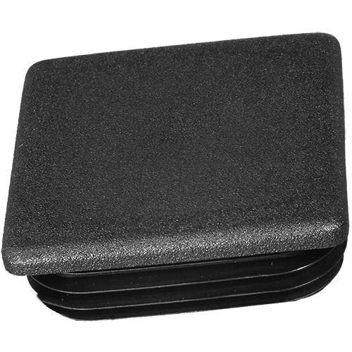 finned plug / square / male / low-density polyethylene (LDPE)