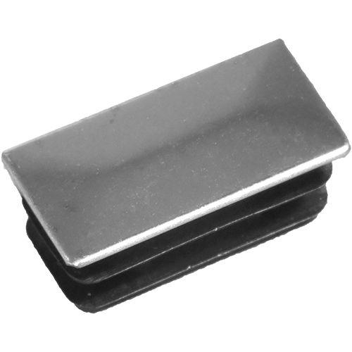 finned plug / rectangular / male / low-density polyethylene (LDPE)