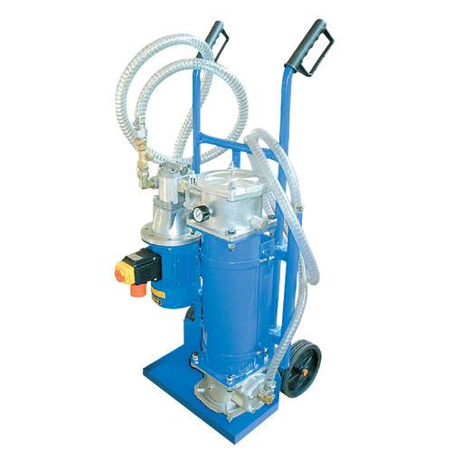 oil filtration unit / mobile