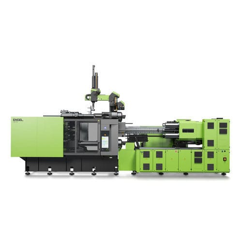 Horizontal injection molding machine / electric / servo-hydraulic / two-platen e-duo ENGEL