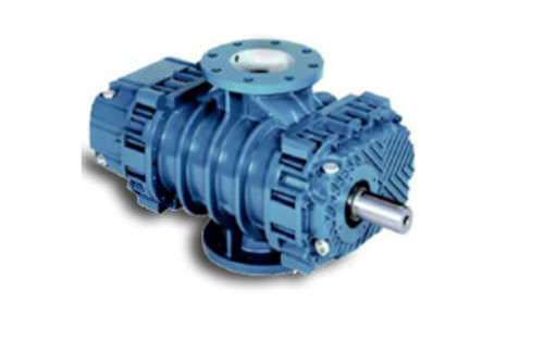 Rotary piston vacuum pump / single-stage / lubricated / industrial 360 - 8 855 m³/h, 30 - 100 mbar | RPP series  Pneumofore