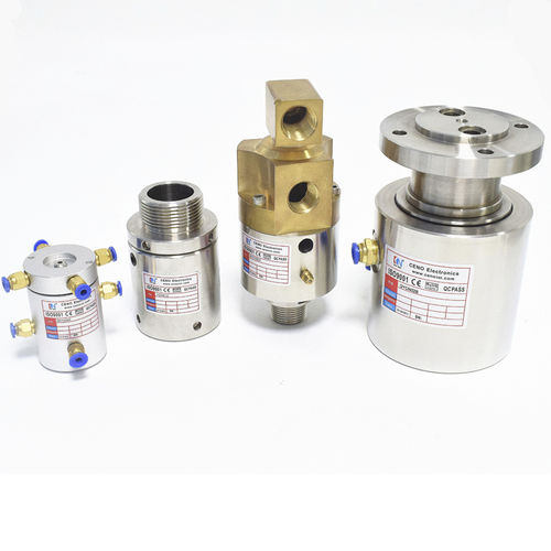 Pneumatic rotary joint / for water / for oil / for gas - QCN Series