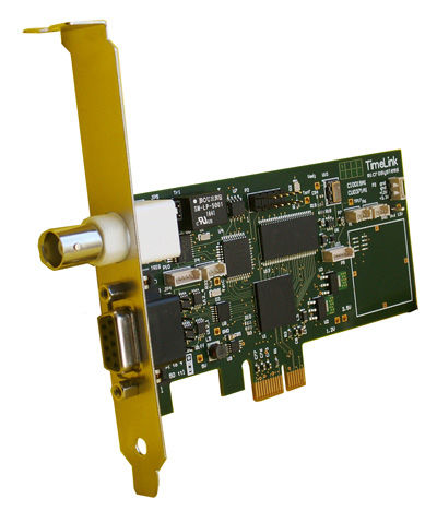 CompactPCI card - TimeLink microsystems