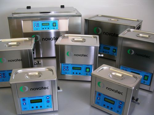 ultrasonic cleaning machine / automated / for the electronics industry