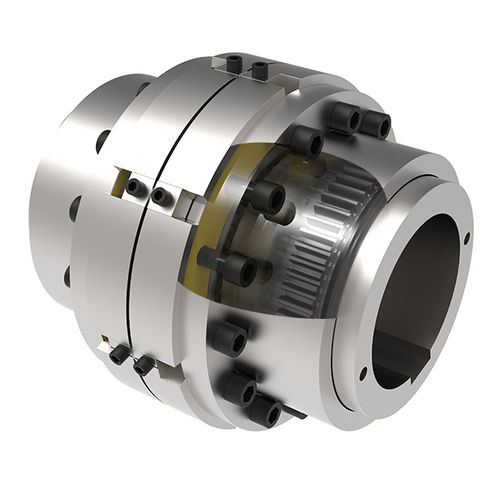 gear coupling / for rolling mills / for the food industry / for furnaces and ovens