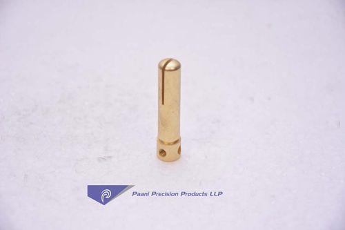conical pin / split / knurled / beta