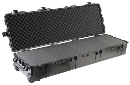 Protective briefcase / polypropylene / for materials handling equipment / stacking 1770 series Peli Products
