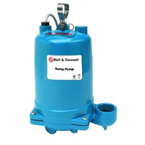 wastewater pump / for effluents / electric / submersible