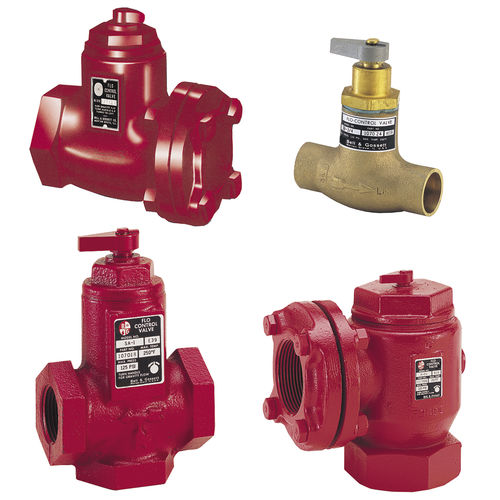 disc valve / flow control / for water